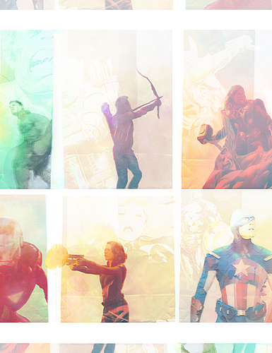 Os Vingadores