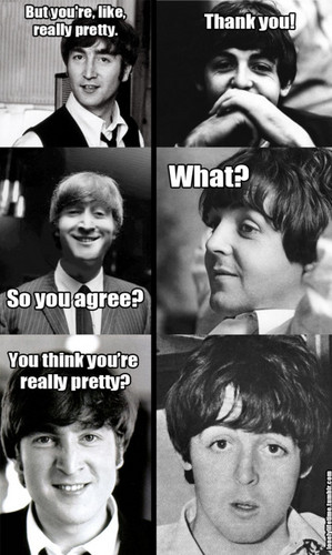 The Beatles & Mean Girls