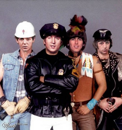The Beatles/The Village People