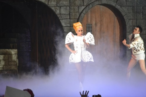 The Born This Way Ball Tour in Auckland (June 7)
