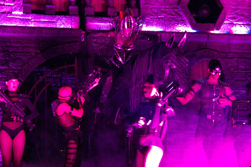 The Born This Way Ball Tour in Auckland (June 8)