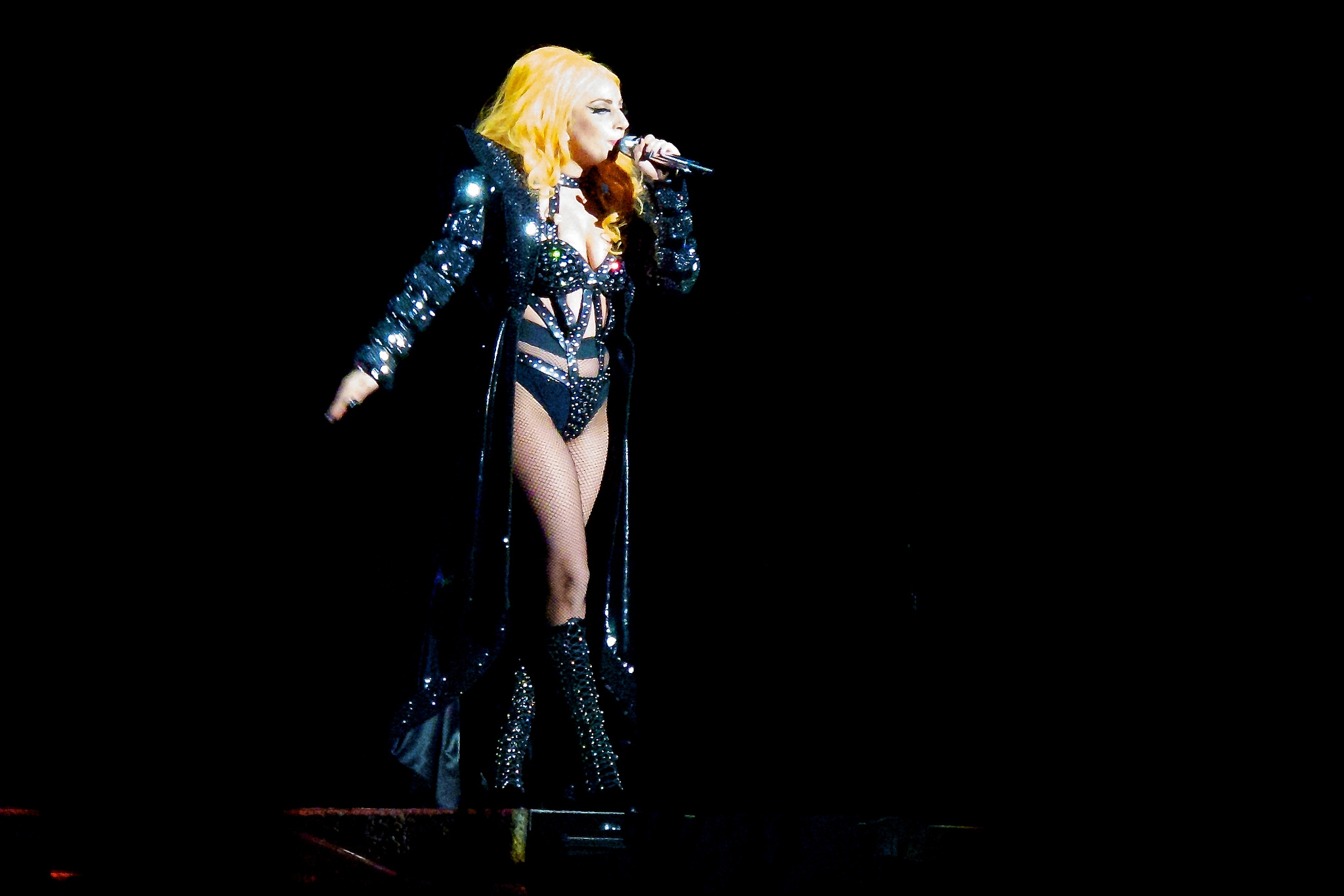 The Born This Way Ball Tour in Auckland (June 8) - Lady ... Lady Gaga Tour