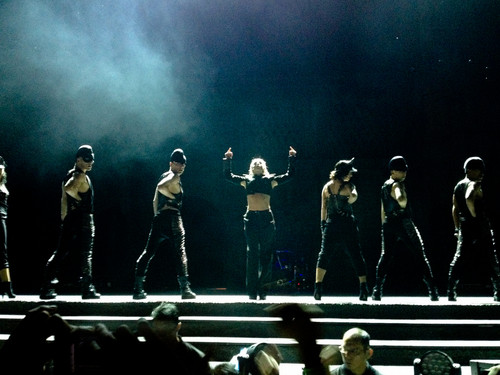 The Born This Way Ball in Singapore (May 28) - lady-gaga Photo