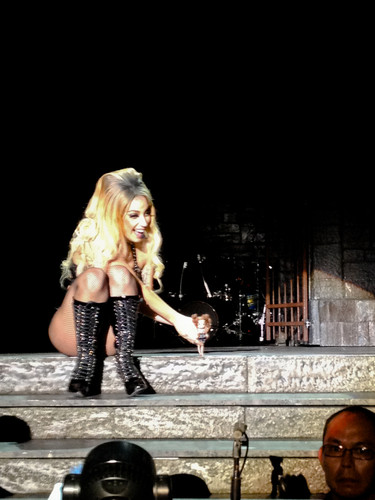 Lady Gaga images The Born This Way Ball in Singapore (May 28) HD wallpaper and background photos