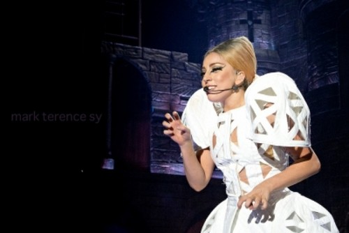 The Born This Way Ball in Singapore (May 29)