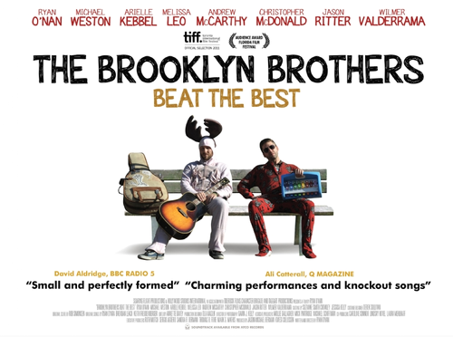 The Brooklyn Brothers poster