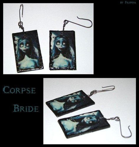 The Corpse Bride Jewelry