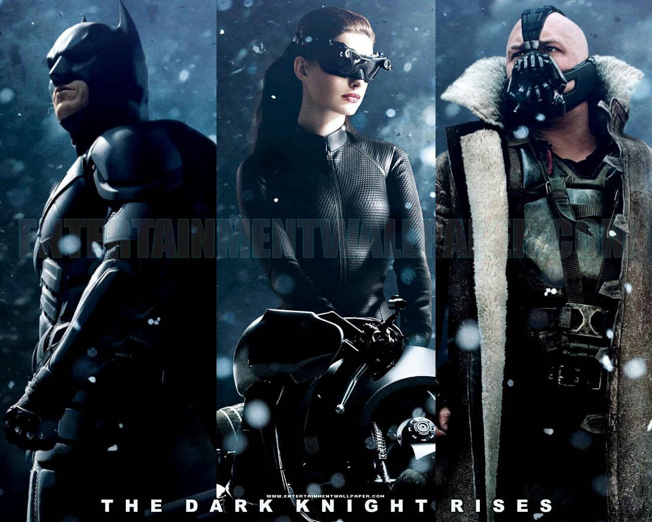 The Dark Knight Rises 2012 movie
