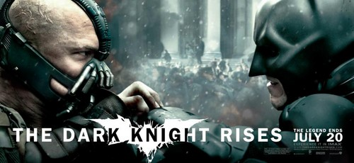 Tom Hardy wallpaper possibly containing a gasmask called The Dark Knight Rises Banners