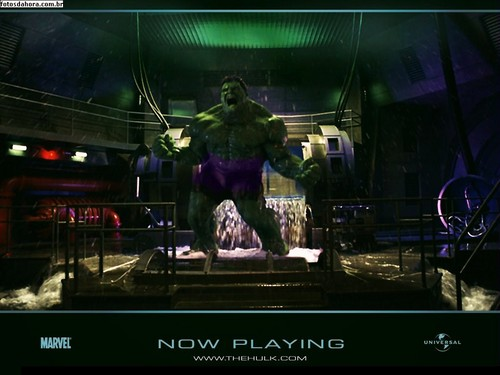 The Hulk 바탕화면