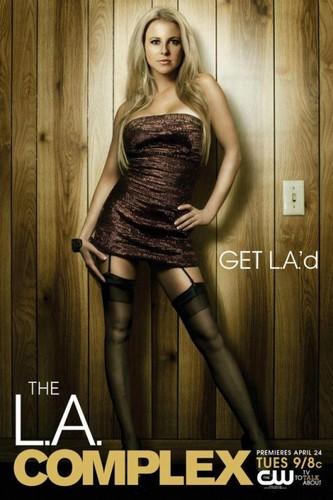 The LA Complex - poster