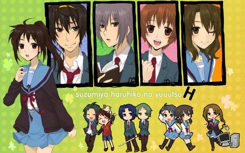 The Melancholy of Haruki Suzumiya