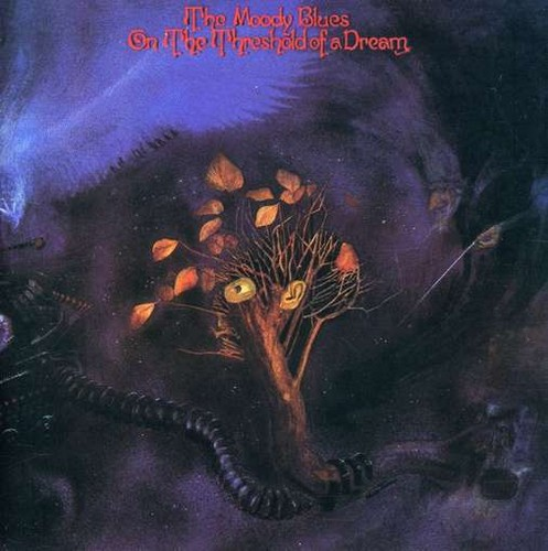 The Moody Blues on the threshold of a dream