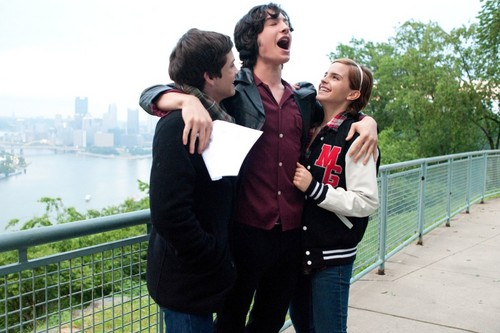 The Perks of Being a Wallflower(2013)