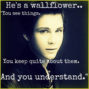 The Perks of Being a Wallflower..