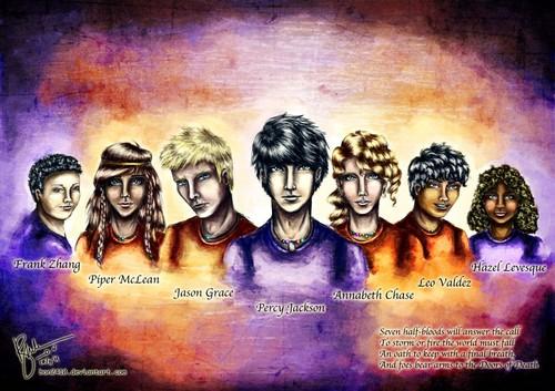 My Seven Heroes
