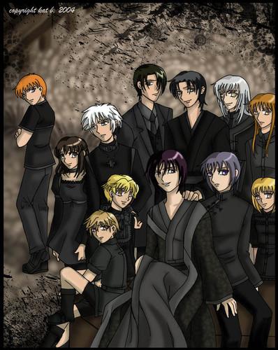 The Sohma Family