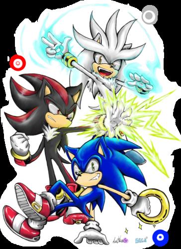 The hedgehog trio