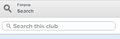 The individual club search bar is back! - fanpop photo