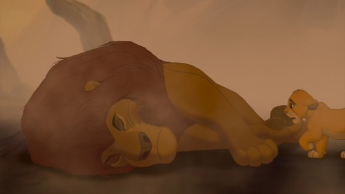 The king is dead - the-lion-king Photo