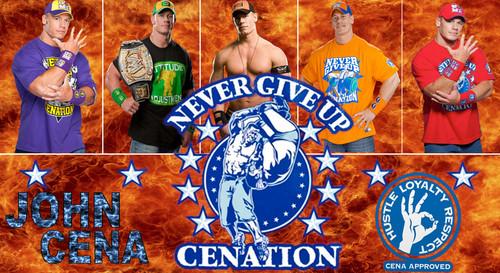The revolution of John Cena
