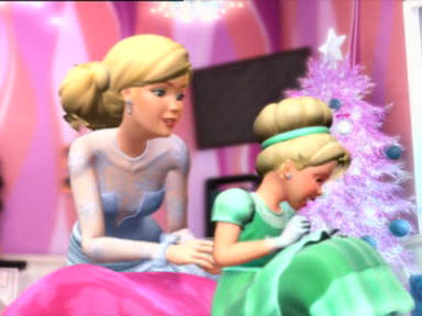 ... Christmas Carol club tagged: barbie in a christmas carol white dress