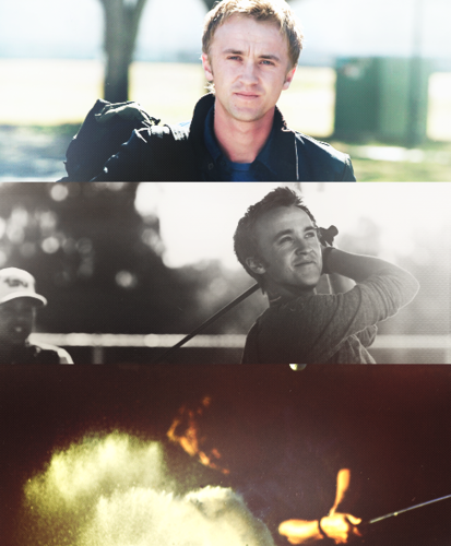 Tom Felton- From the Rough