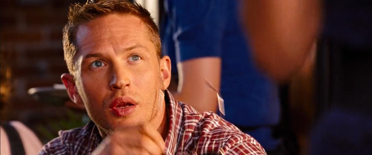Tom Hardy In This Means War Tom Hardy Photo 31041086 Fanpop