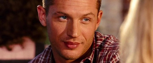 Tom Hardy wallpaper containing a portrait entitled Tuck This Means War