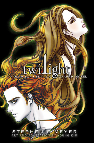 Twilight Series wallpaper called Twilight: The Graphic Novel Collector's Edition