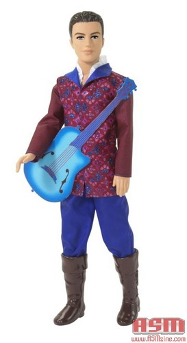 Twin Musician doll