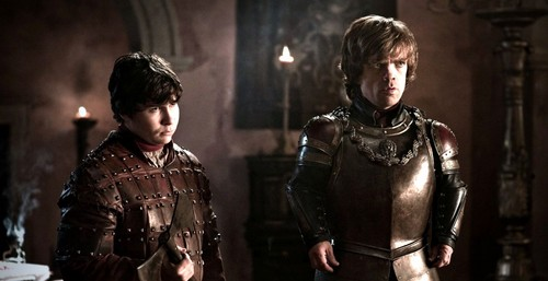 Tyrion and Podric