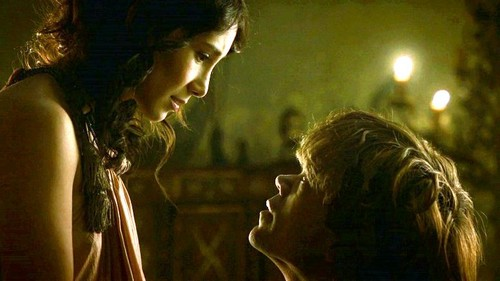 Tyrion and Shae - house-lannister Photo