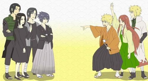 Uchiha vs. Uzumaki
