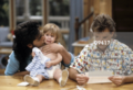 Uncle Jesse and Michelle (awwwww)