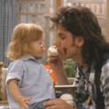 Uncle Jesse and Michelle