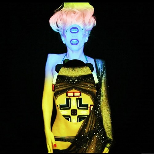 Unseen Born This Way Footage - Stills