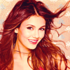 Victoria Justice photo with a portrait, attractiveness, and skin entitled Vic <3