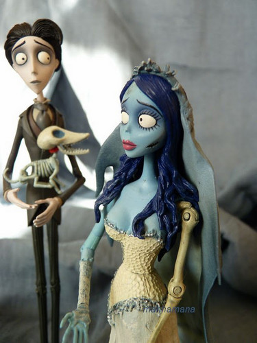 Corpse Bride wallpaper titled Victor & Emily