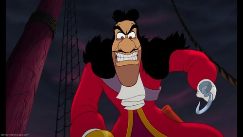 Villain-Captain Hook-Return to Neverland 2002 - disney Photo