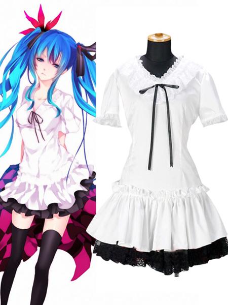 Vocaloid Hatsune Miku Cosplay Costume - Cosplay Photo ...