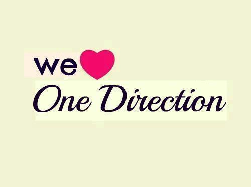 WE♥ONE DIRECTION