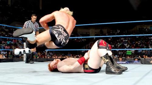 WWE Smackdown Sheamus Vs Ziggler