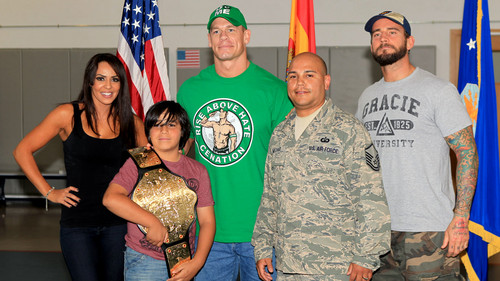 WWE Worldwide 2012-Spain
