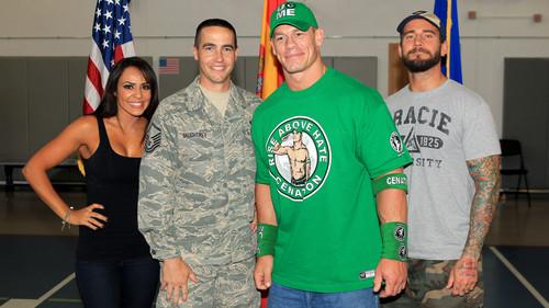 WWE Worldwide 2012-Spain
