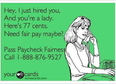 Wage Gap - feminism Photo