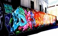 Wall Graffiti - colors wallpaper