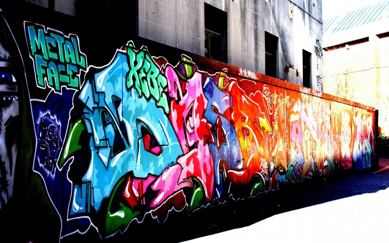 Wall graffiti colors wallpaper 31067200 fanpop for Immagini di murales e graffiti