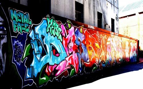 दीवार Graffiti