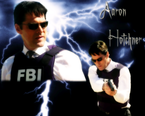 wallpaper SSA Hotchner
